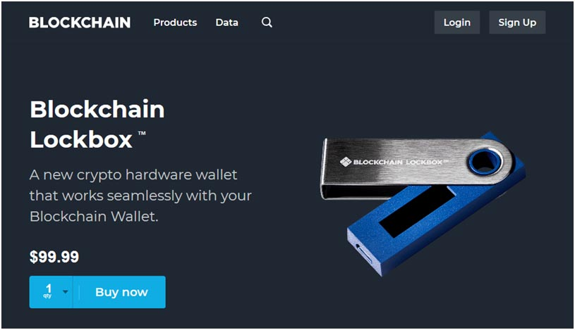Blockchain.info is a hot wallet